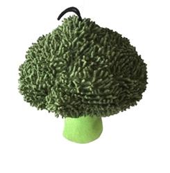 "7"" BROCCOLI  Plush Toy"