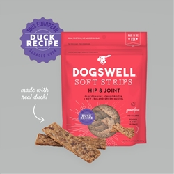 Dogswell Hip & Joint  Strip Grain-Free Duck  10 oz.