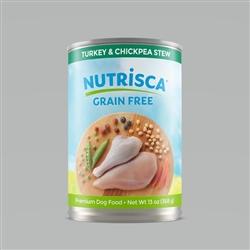Nutrisca  Canned Dog Food 13 oz. (Case of 12)