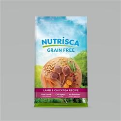 Nutrisca Lamb Chickpea Dog Food