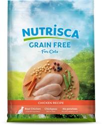 Nutrisca Cat Food Chicken  Recipe