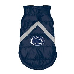 Penn State Pet Puffer Vest