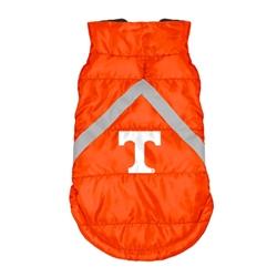 Tennessee Volunteers Pet Puffer Vest