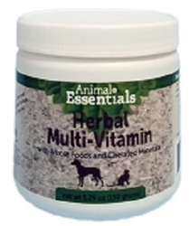 Herbal Multi-Vitamin and Chelated Minerals with Whole Foods 150 grams