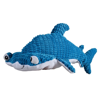Tender-Tuffs Big Shots - Hammerhead Shark - Large Breed Toy