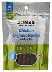 Jones Select Organics Chicken 4 Oz.