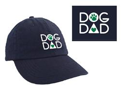 Dog Dad Ball Cap