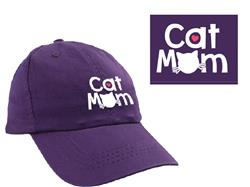 Cat Mom Ball Cap