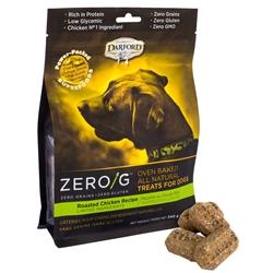 Roasted Chicken ZERO/G Baked Dog Treats by Darford