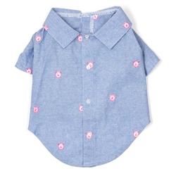 Wilbur Pig Chambray Shirt