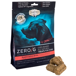 Salmon ZERO/G Baked Dog Treats by Darford