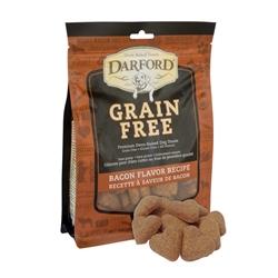 Bacon Grain Free Baked Dog Treats by Darford