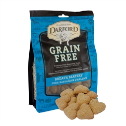 Breath Beaters Grain Free Baked Dog Treats by Darford