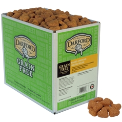 Cheddar Cheese Grain Free Baked Dog Treats by Darford