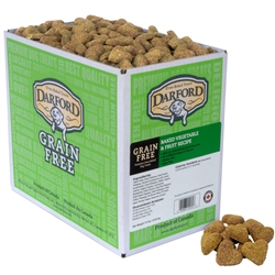Vegetable & Fruit Grain Free Baked Dog Treats by Darford