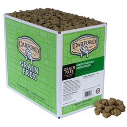 Vegetable and Fruit MINIS Grain Free Baked Dog Treats by Darford