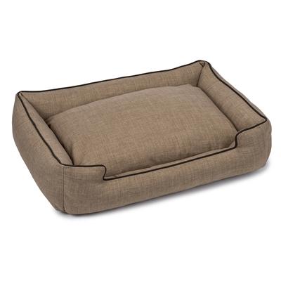 Lounge Bed | Callen Textured Linen Collection