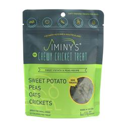 Sweet Potato & Peas Recipe Chewy Training Treats - 6oz (Dog)