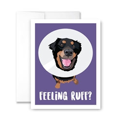 Feeling RUFF? - Pack of 6 cards