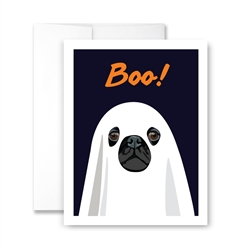 Boo! - Pack of 6 cards