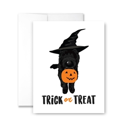 Trick or Treat - Pack of 6 cards