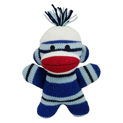 Mikey Baby Sock Monkey by Lulubelles Power Plush