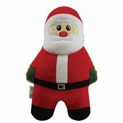 Outward Hound Seams Tiger Santa Medium Holiday Dog Toy- While Supplies Last