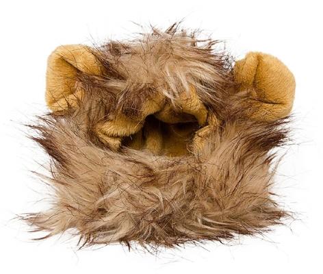 Pet Krewe Lion Mane Costume