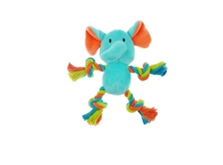 Chomper Mini Plush Characters with Rope Arms