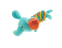Chomper Mini Plush Characters with Rope Twist Body