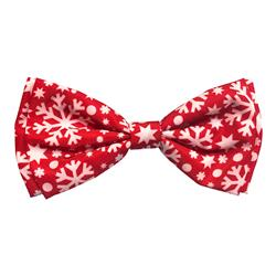 Snowflake Bow Tie by Huxley & Kent