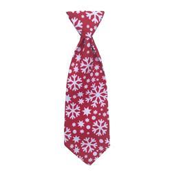 Huxley & Kent - Snowflake Long Tie