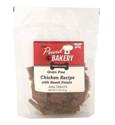 12 Count - Jerky Treats Grain Free Chicken Recipe (5 oz bags)