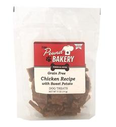 12 Count - Jerky Treats Grain Free Chicken Recipe (5 oz bags)