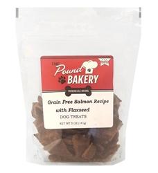 12 Count - Jerky Treats Grain Free Salmon Recipe (5 oz bags)