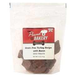 12 Count - Jerky Treats Grain Free Turkey Recipe (5 oz bags)