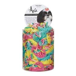 Aria Bonita Bows Canister - 100 pieces
