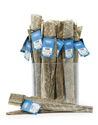 "Icelandic+ Cod Short Skin Sticks 8-10"" - 50-Count Bulk Bag"