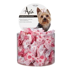 Aria Molly Bows - Canister of 45
