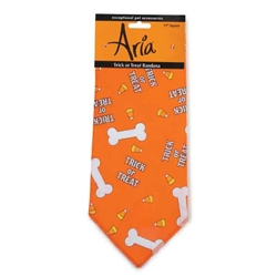 Trick or Treat Dog Bandanas by Aria