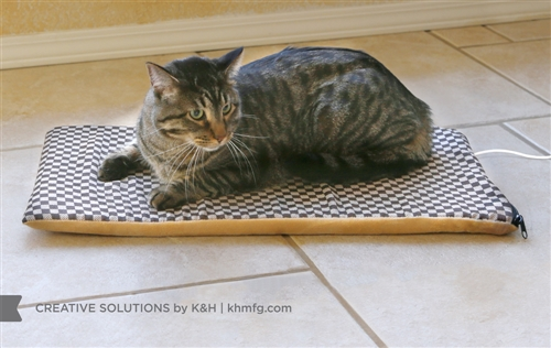 Heated Pet Pad™ - Creative Solutions by K&H