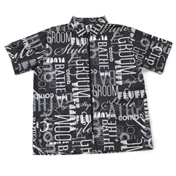 Top Performance® Graffiti Print Grooming Jacket