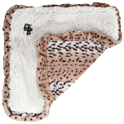 Blanket- Snow White and Aspen Snow Leopard or  Customize your Own