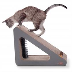 Creative Kitty Scratch, Ramp and Groom