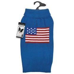 Zack & Zoey® Elements American Flag Sweater