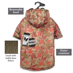 Zack & Zoey® Camo Thermal Coat