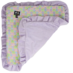 Blanket- Ice Cream and Lilac  or  Customize your Own