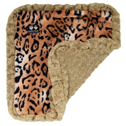 Blanket- Chepard and Camel Rose  or  Customize your Own