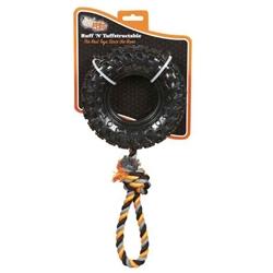 Grriggles® Ruff N Tuffstructable Tire Tug Black