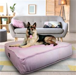 Sicilian Rectangle Bed Pink Lotus or Customize your Own